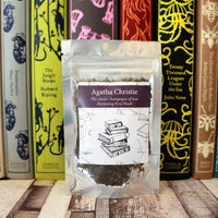 Agatha Christie Literary Tea Gift