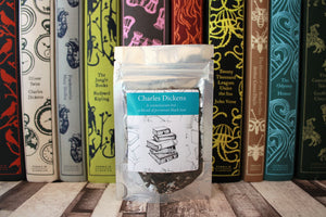 Charles Dickens Literary Tea Gift