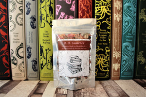 DH Lawrence Literary Tea Gift
