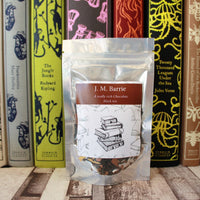 J.M. Barrie Literary Tea gift peter Pan