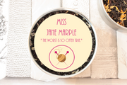 Miss Marple's Tea Gift Tin