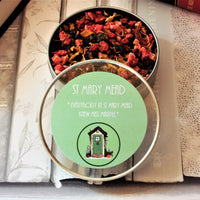 St Mary Mead Tea Gift Tin