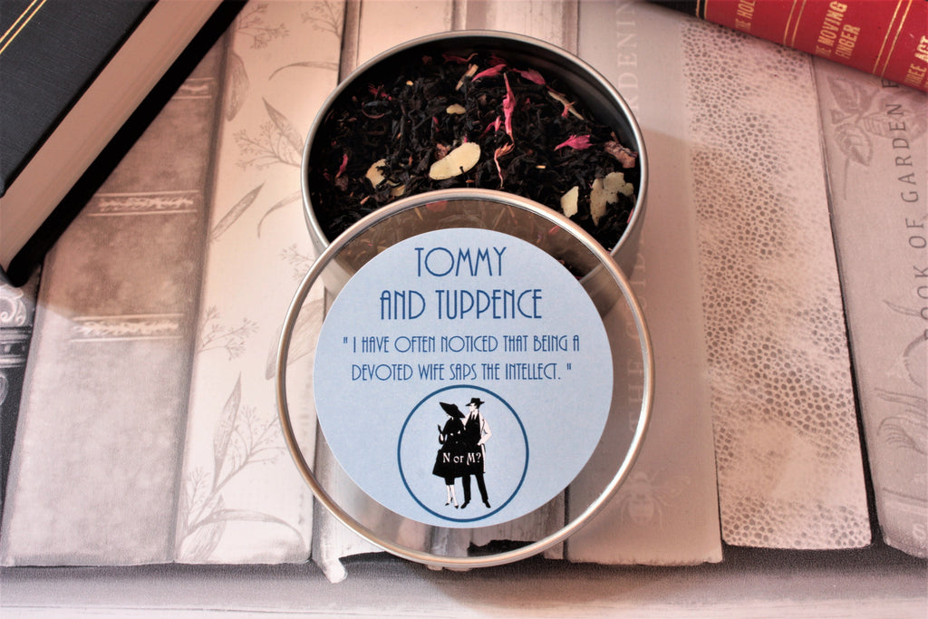 Tommy and Tuppence's Tea Gift Tin