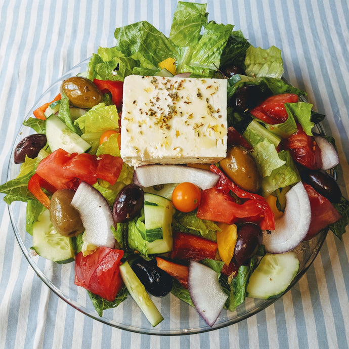 The Classic Greek Salad