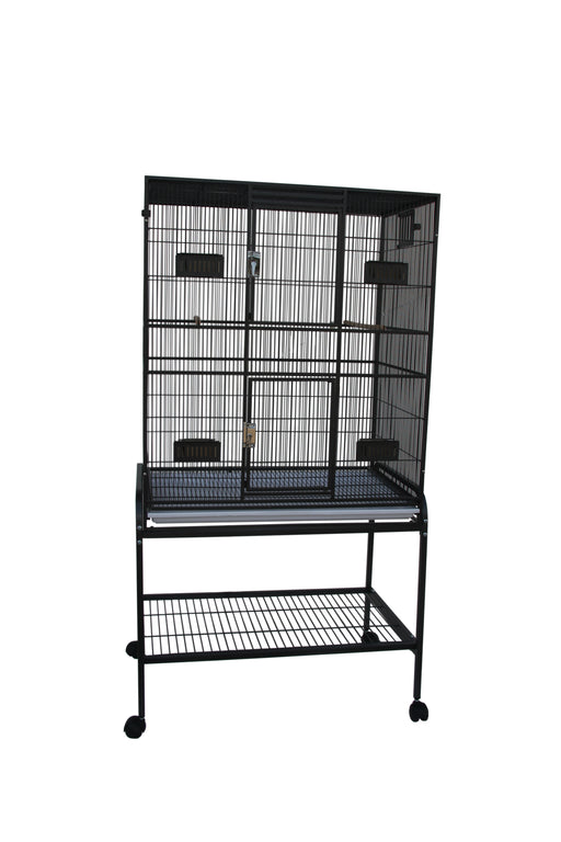 "13221bk (32""x21"" Flat top 1 to the box stand included. Black)"