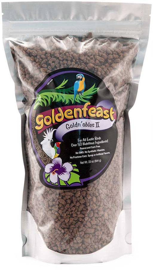 Goldn'obles (Medium Beak)-23oz (Goldn'obles (Medium Beak)-23oz. 6 per case.)