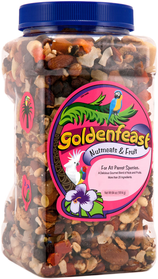 Nutmeats & Fruits-64oz (Nutmeats & Fruits-64oz)