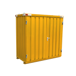 BOS Container 1 x 2m