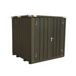 BOS Container 2 x 2m