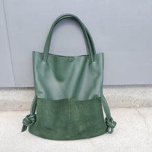 Thorne hobo bag - forest
