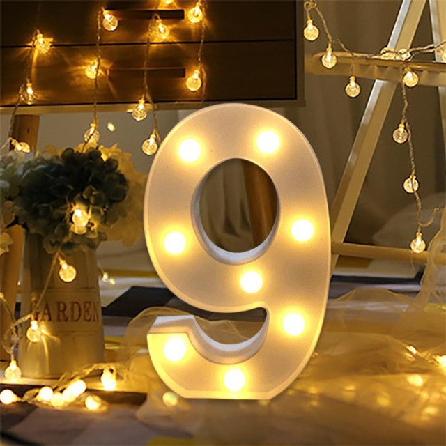 LED House Numbers