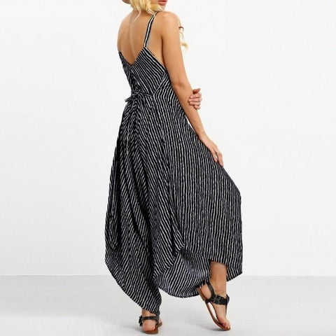 Quinn - Casual Loose Boho Jumpsuit