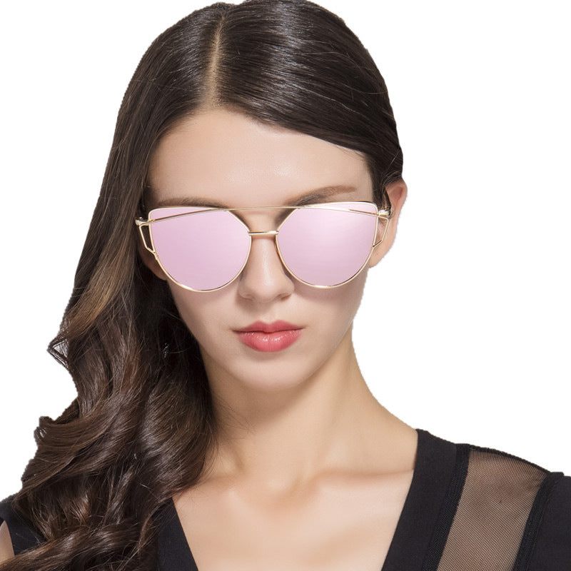 Ocean Lens Cat Eye Sunglasses
