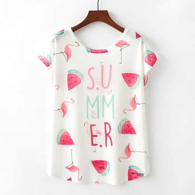 Watermelon Summer T-shirt