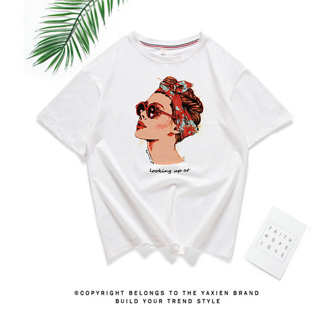 Vogue Summer T-Shirt
