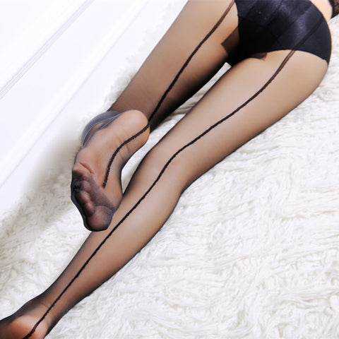 Back Seam Sexy Stockings