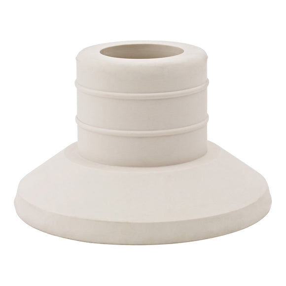 Kupole Rubber Bottom Pad - White