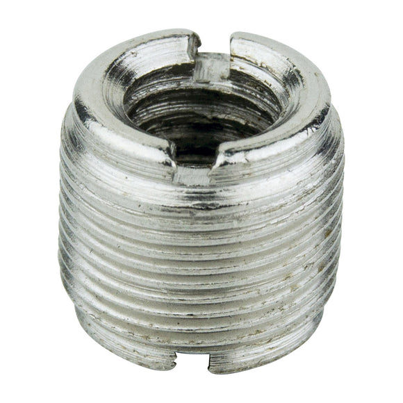 Microphone Screw Adapter-3/8in Female to 5/8in-27 Male
