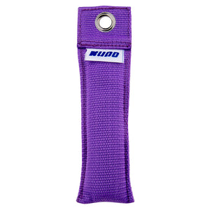 "6"" Sausage Camera Marker - Purple"