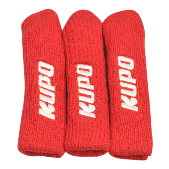Stand Leg Protector (Set of 3) - Red