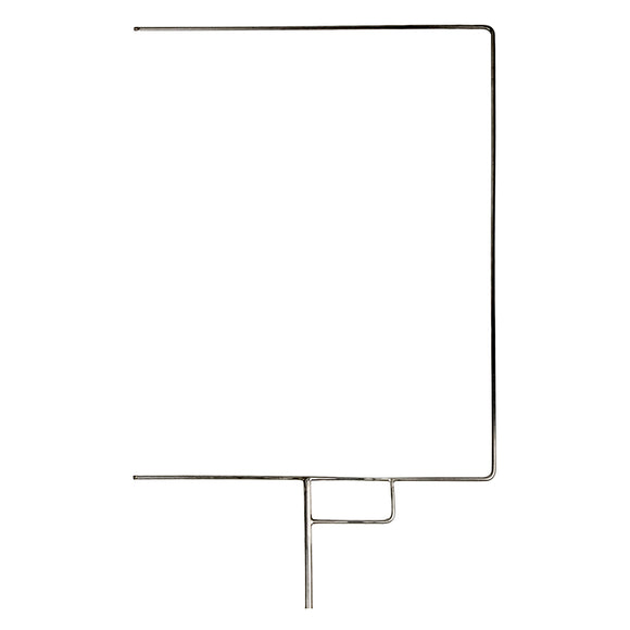 Flag Frame Open End 24 X 36