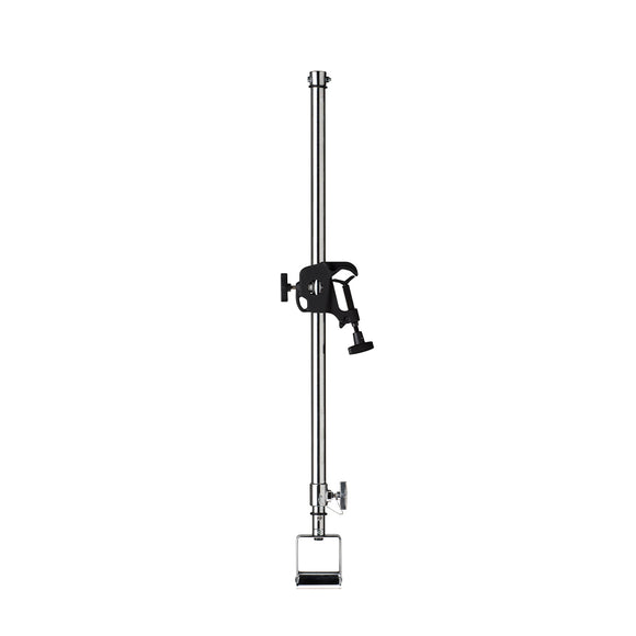 Short Telescopic Hanger with Stirrup Head