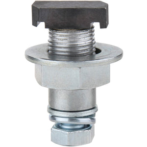 Strut Channel Adapter with 1/2in-13 Nut & Bolt