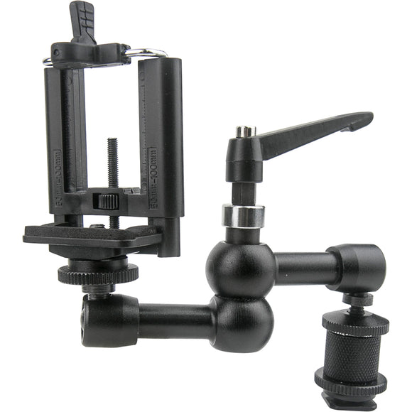 Camera Mountable Universal Smartphone Holder