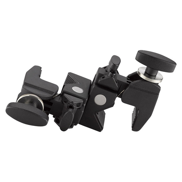 Double Convi Clamp - Black