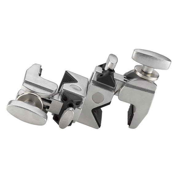 Double Convi Clamp - Silver