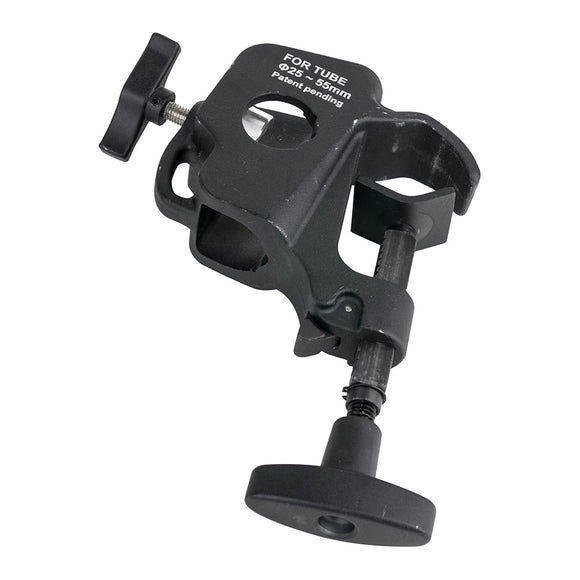 Quick Action Jr. Pipe Clamp 0.9in to 2.1in