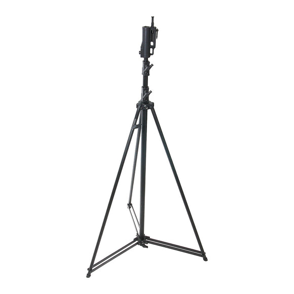 12.5' Tall Steel Stand - Black (KS403411)