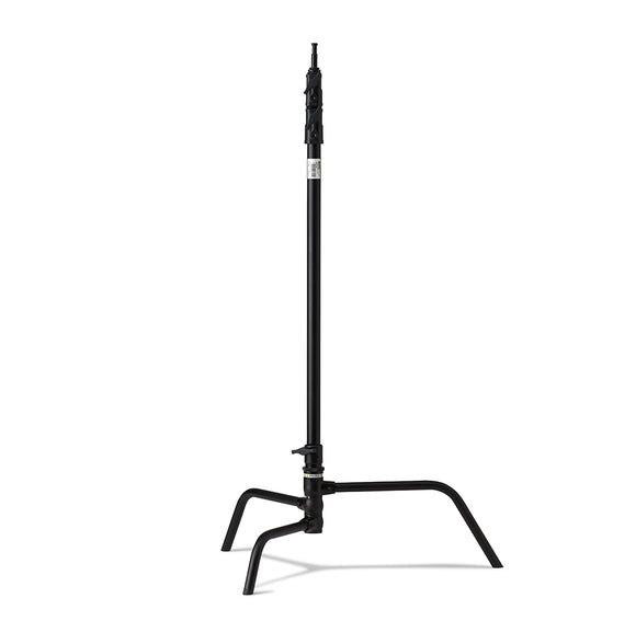 40in Master C-Stand with Turtle Base - Black
