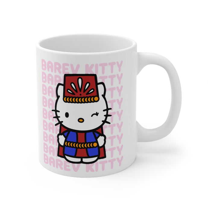 Barev Kitty Mug 11oz - Tatik