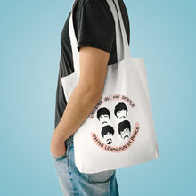 Load image into Gallery viewer, Lahmajoon Cotton Tote Bag