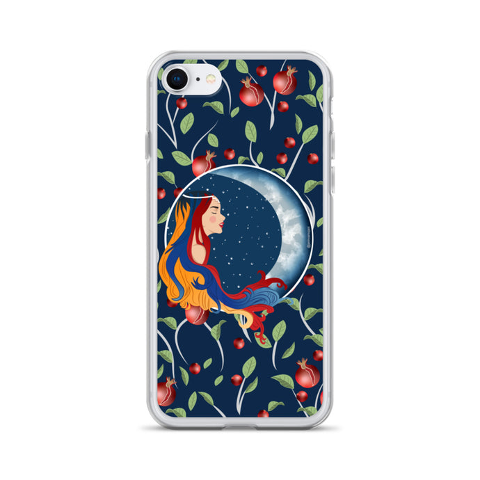 3 a.m. Thoughts iPhone Case - Tatik