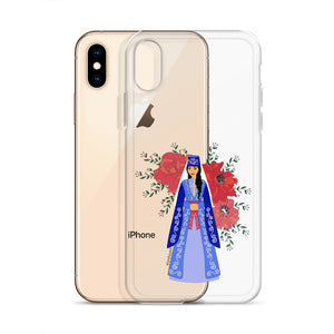 Floral Daraz iPhone Case - Tatik