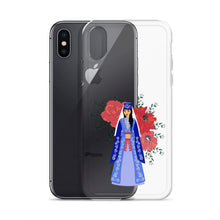 Load image into Gallery viewer, Floral Daraz iPhone Case - Tatik