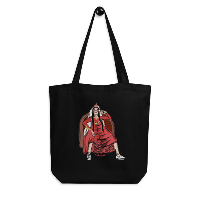 Armenian Boss Lady Eco Tote Bag - Tatik