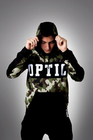 OpTic Green Giant Hoodie