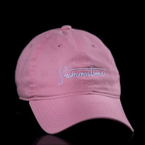 Team Summertime Dad Hat LE