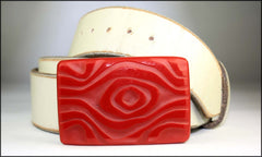 red woodwater buckle