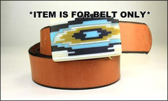 saddle tan belt