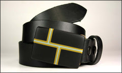 black traffic buckle