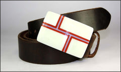 ivory traffic buckle