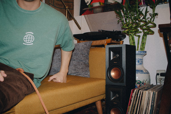 Worldwide Capsule // Studio