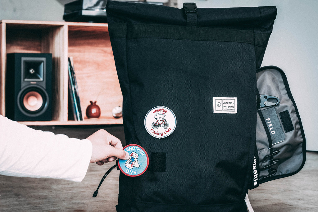 Product Feature: The Original Commuter RollTop Backpack