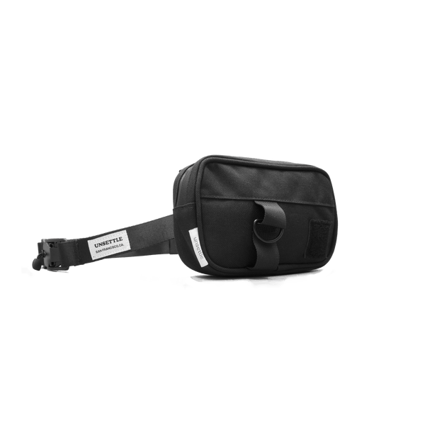 Rover Belt Crossbody Bag | Space Black
