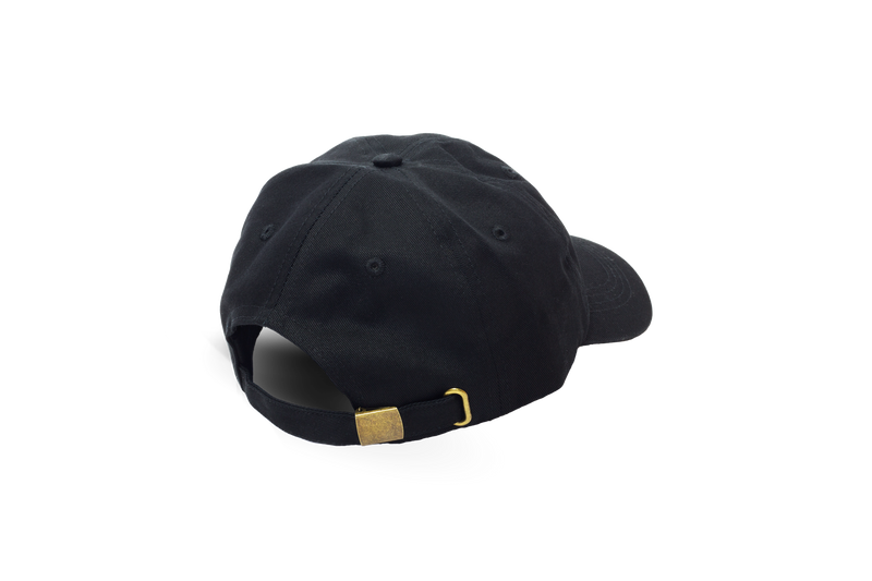 Unsettle Cat Dad Hat | Space Black