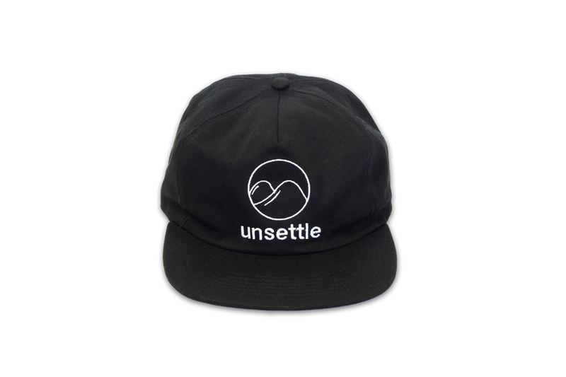 Unsettle Classic 5-Panel | Space Black